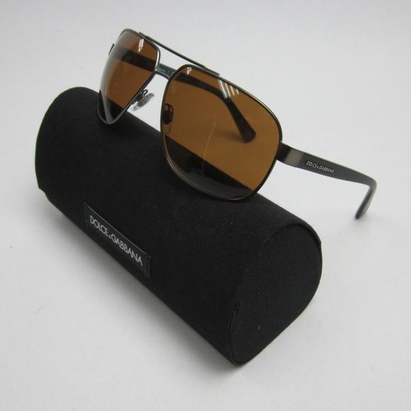 b6a7c1a76bd Dolce   Gabbana Other - Dolce Gabbana DG2140 Polarized Sunglasses  ELI753